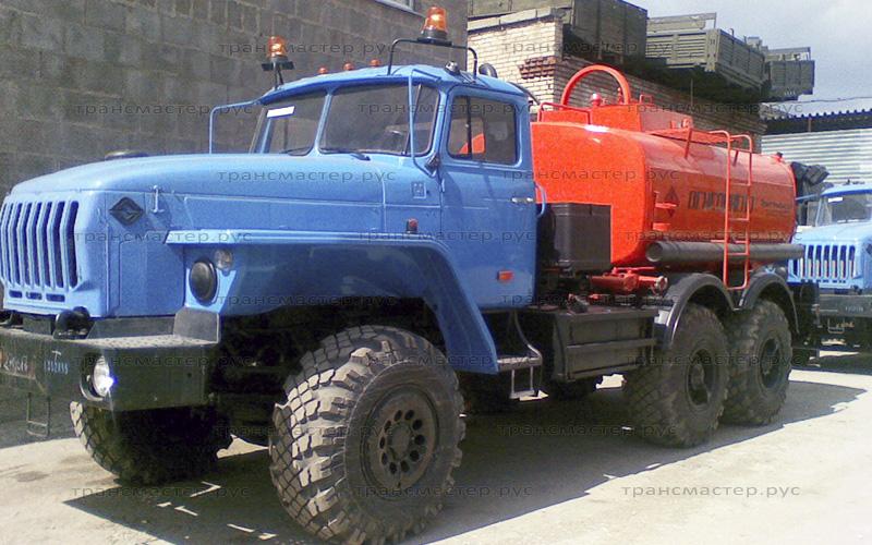 Автоцистерна АТЗ-6,5