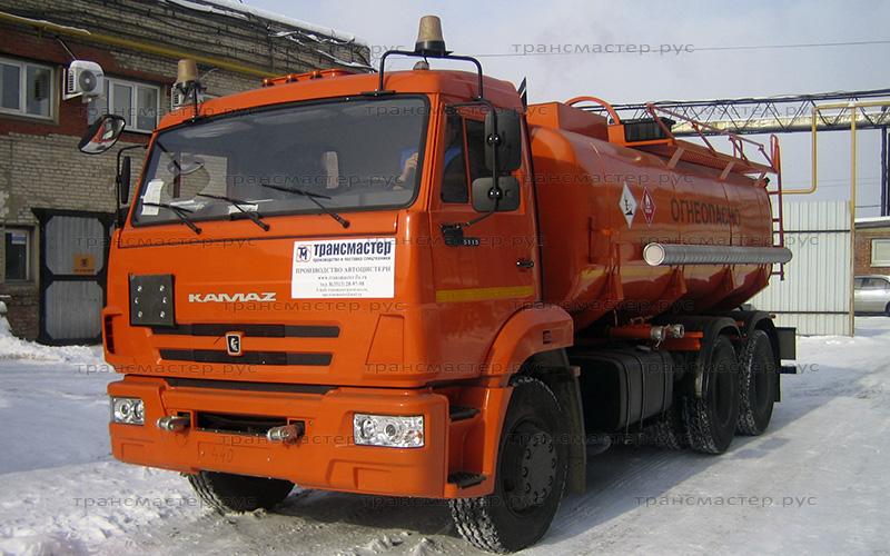 Автоцистерна АТЗ-15