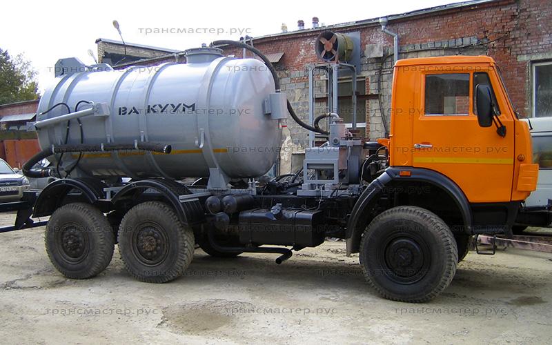 Автомобиль вакуумный МВ-7