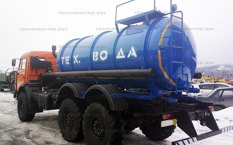 Автоцистерна  для техводы АЦВ-6.5